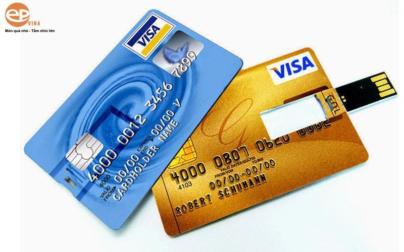 Quà tặng Usb thẻ mang lại nhiều lợi ích thiết thực